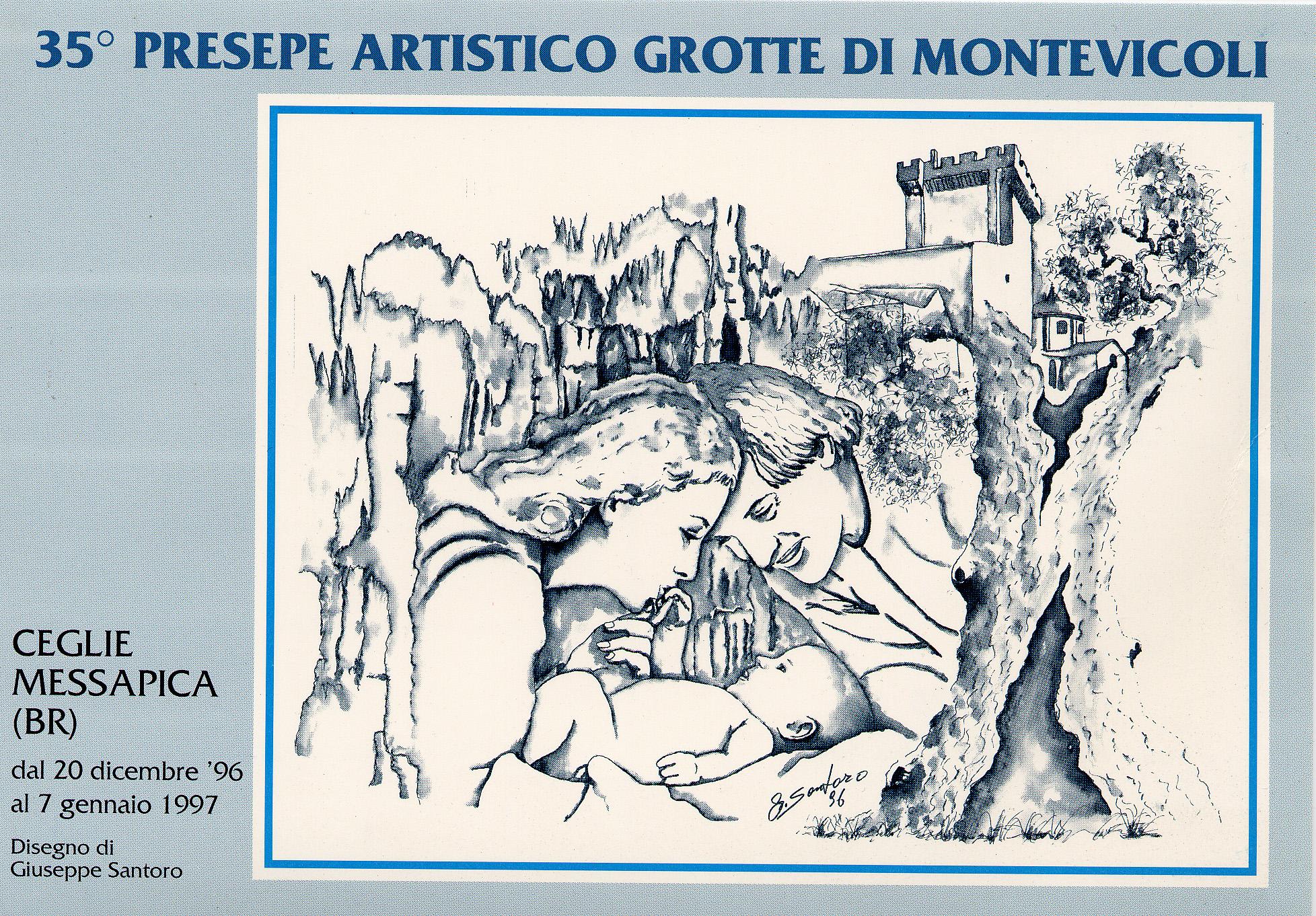 La via crucis delle Grotte di Montevicoli