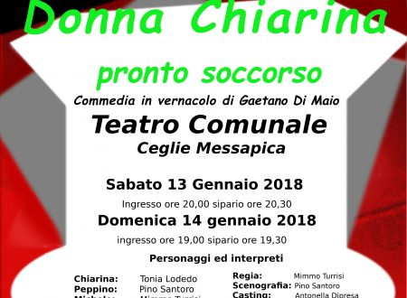 Donna Chiarina pronto soccorso